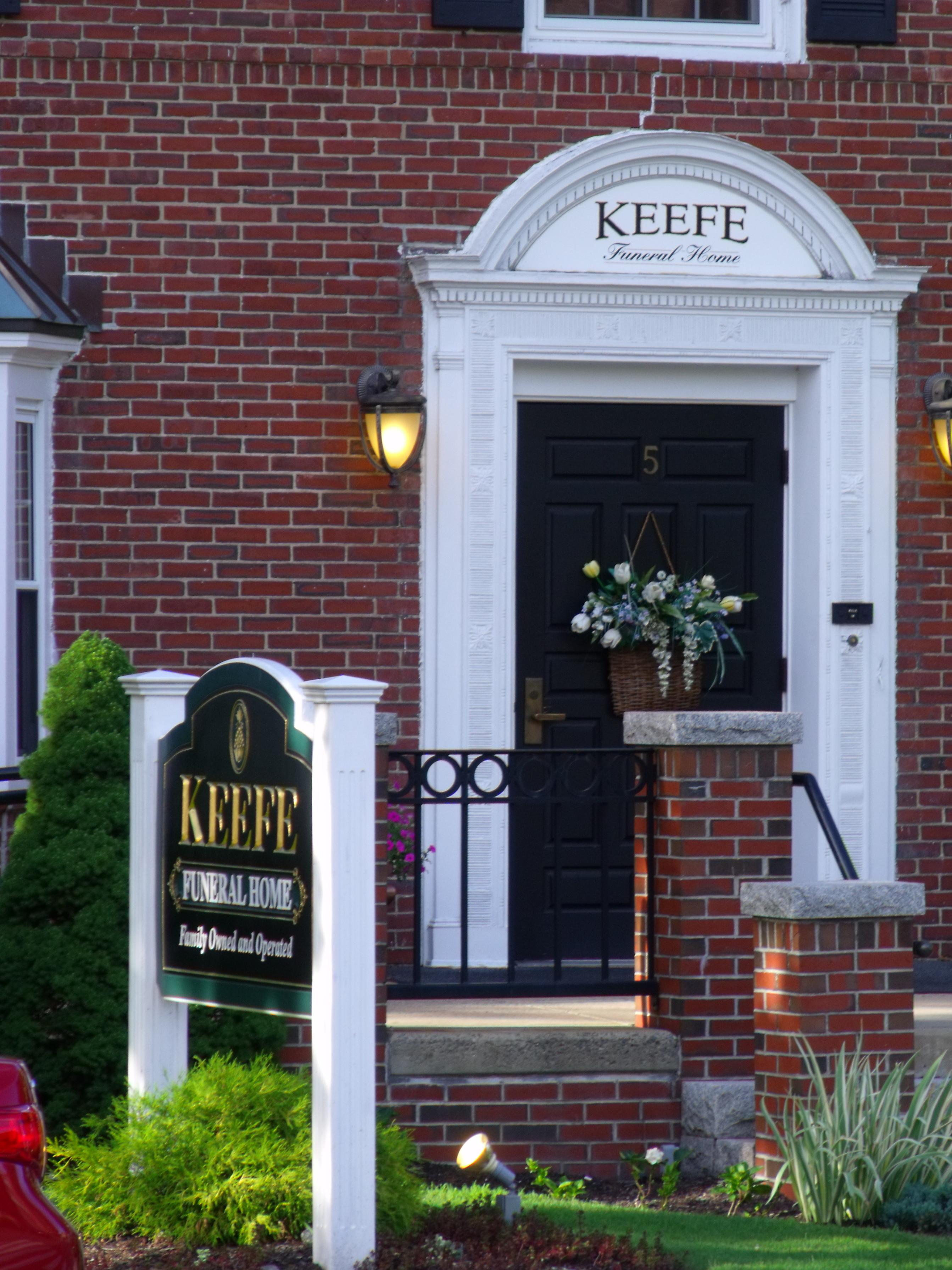 Keefe Funeral Home Ri