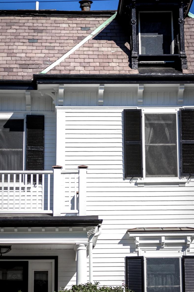 A home on Park Avenue. September 26, 2014.